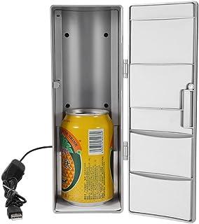 USB Refrigerador Latas de Congelador Mini Compacto Para Toma