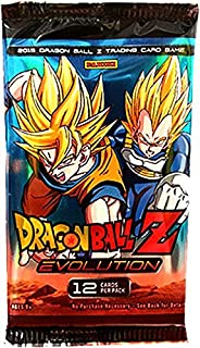 Dragon Ball Z Collectible Card Game Evolution Booster Pack