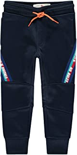 Vingino Sean - Pantalones de chándal para niño, color azul oscuro
