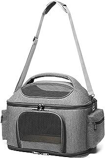 Pet Rucksack Pet Backpack, Ventilated Mesh Ventilated Backpack Bag For Outdoor Travel Camping Carry Bag