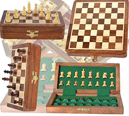 Chess Bazar -   - Magnetic Travel