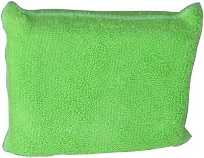Zibo Microfiber Demister Sponge Pad, Green