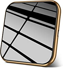 AmyZone Quick Cordless Charger Wireless Charging Pad Slim Aluminum Case-Friendly Qi Compatible iPhone 11/11 Pro/11 Pro Max/8/X/XS Max Samsung Galaxy S10/S9/S8 Google Pixel LG Qi-Enabled Series(Gold)