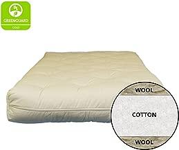 Best cotton futon mattress king Reviews