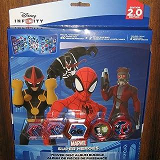 Disney Infinity 2.0 Marvel Spider-Man Power Disc Album Bundle by Disney Interactive Studios [並行輸入品]