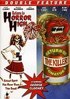 Return to Horror High/Return of the Killer Tomatoe [DVD]