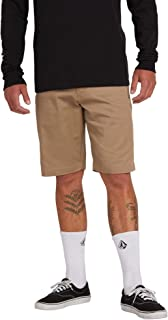 Volcom Men's Modern Fit Chino Short