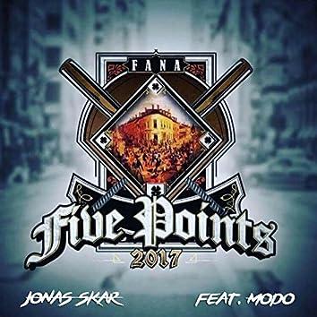 Five Points 2017 (feat. Modo)