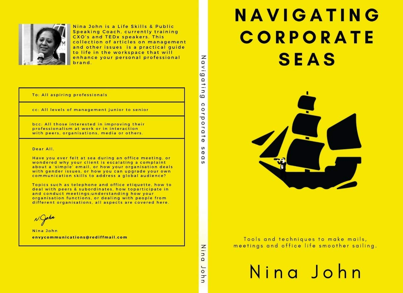 Navigating Corporate Seas: Tools and techniques to make mails,meetings and office life smoother sailing.