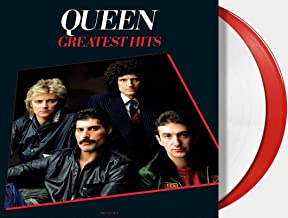 Greatest Hits - Exclusive Limited Edition Red & White Colored 2x Vinyl LP