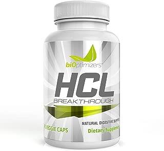 hydrochloric acid for heartburn