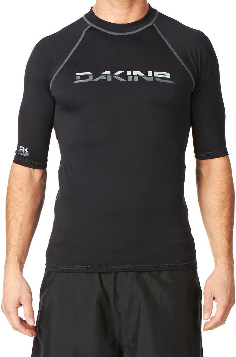 Dakine Heavy Duty SS Rash Guard - Classic Black