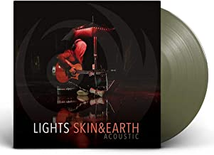 Skin & Earth (Acoustic) - Exclusive Limited Edition Olive Green LP