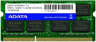 ADATA Premier DDR3L1600MHz 4GB Memory Modules