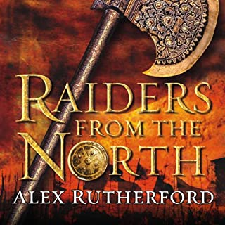 Raiders from the North: Empire of the Moghul audiobook cover art