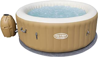 Bestway 54129 - Spa Hinchable Lay- Z-Spa Palm Springs Para 4-6 personas Redondo