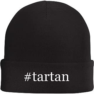 Tracy Gifts #Tartan - Hashtag Beanie Skull Cap with Fleece Liner