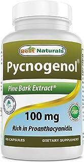 Best Naturals Pycnogenol 100 mg, 60 Capsules