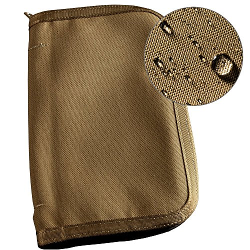 Rite in the Rain Allwetter Cordura® Gewebe Notebook, 5 1/5,1 cm X 8 1/5,1 cm Abdeckung (No. C980) hautfarben