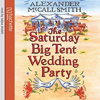 The Saturday Big Tent Wedding Party cover art