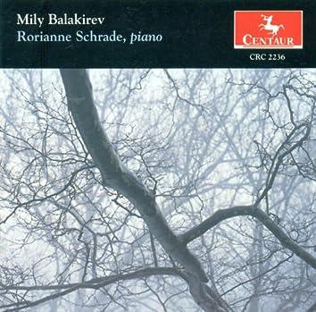 Balakirev, M.A.: Piano Music