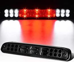 LED 3rd Brake Light for 1993-2011 Ford Ranger, 2001-2005 Ford Explorer, 1999-2016 F250 F350 F450 F550 Ford Super Duty, 1993-2010 Mazda B-Series High Mount Trailer Cargo Lamp Smoke DWBL1004