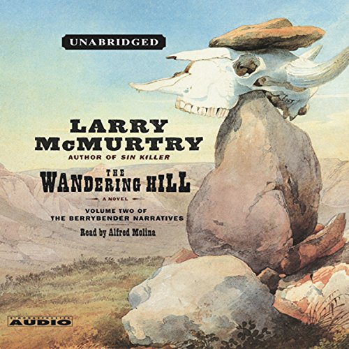 The Wandering Hill audiobook cover art