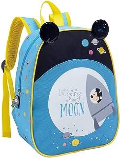Mochila Mickey Moon Guarderia
