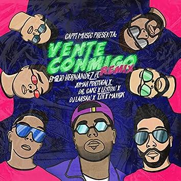 Vente Conmigo (feat. Jomar Portugal, Dr. Cake, Leyton, Dj Larsan, T.OT & Mavrik)