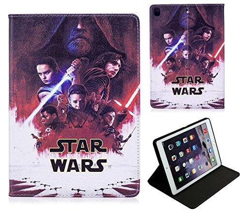 For Apple iPad Mini 1 2 3 Star Wars Kylo Ren The Last Jedi Case Cover