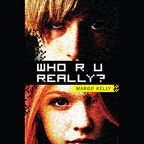 Who R U Really? audiobook cover art