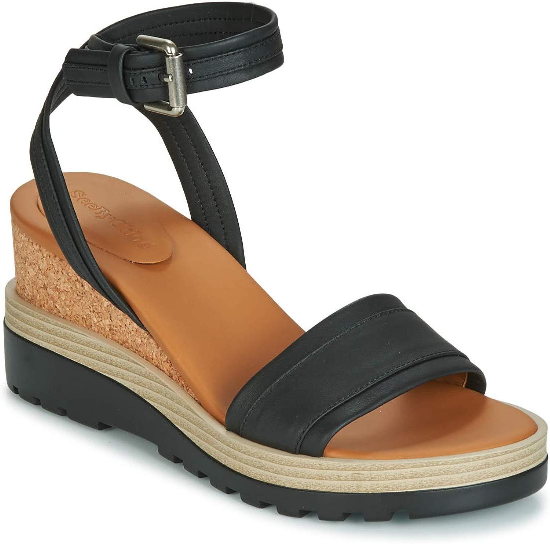 See by chloé SB26094 SB26094 Sandalen Sandaletten Damen Schwarz - 41 - Sandalen Sandaletten  Willkommen zu kaufen