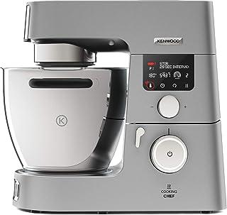 Kenwood 凯伍德美食烹饪大师 KCC9040S 厨房机,1500 W,电磁感应 20 – 180 度,6.7 升容量