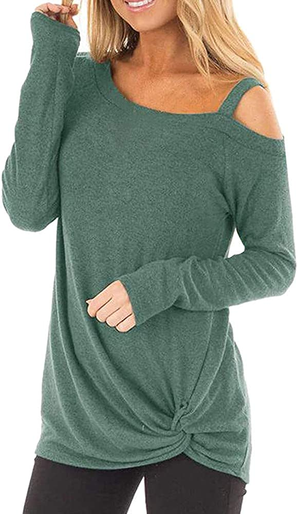 Long Sleeve Shirts For Women Soft Thick Hoodies Blouses Casual Polo Shirt