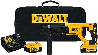 DEWALT Martelete a Bateria 20V Max de 26mm 127V DCH133M2