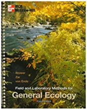 Field and Laboratory Methods for General Ecology-Textbook Only