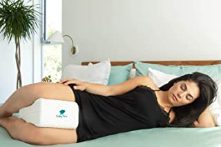 Knee Pillow for Side Sleeping   Sciatic Nerve Pain Relief...