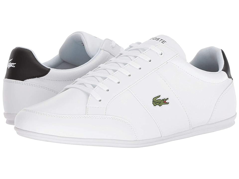 Lacoste Nivolor 318 1 P (White/Black) Men