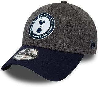 Tottenham - Grey Heather New Era 9FORTY Baseball Hat