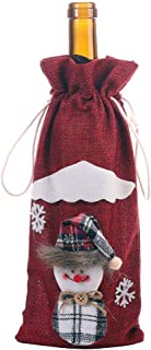Best holiday wine bottle gift bags to sew Reviews