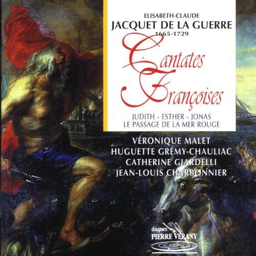 Cantates françoises, 1er Livre : Esther, air 'Venez, venez, bannissez ces alarmes...'
