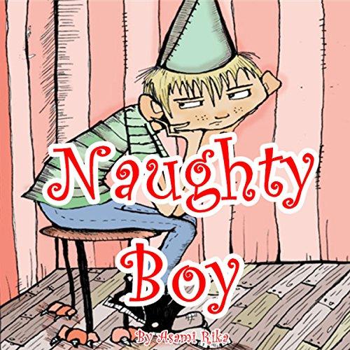 Naughty Boy audiobook cover art