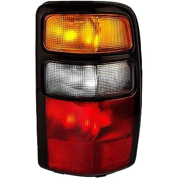Replacement Driver and Passenger Set Tail Lights Compatible with 2004-2006 Tahoe Yukon /& Yukon XL//Denali Suburban