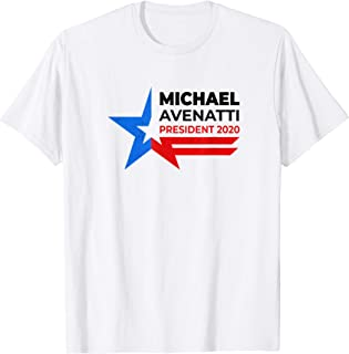 Michael Avenatti For President 2020 Democrat Vote