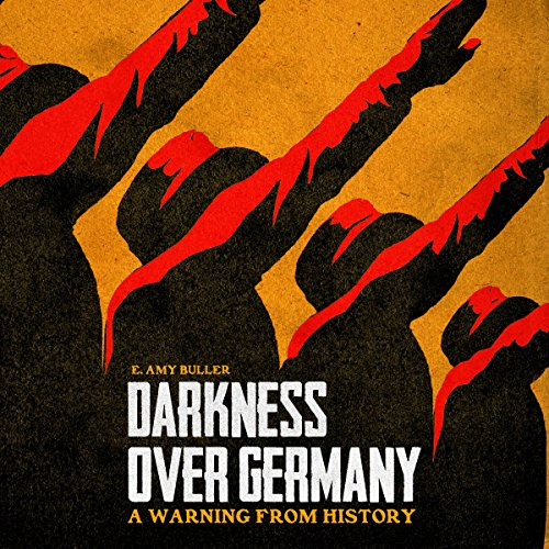 Darkness over Germany audiobook cover art
