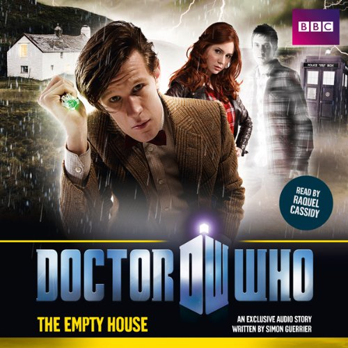Doctor Who: The Empty House audiobook cover art
