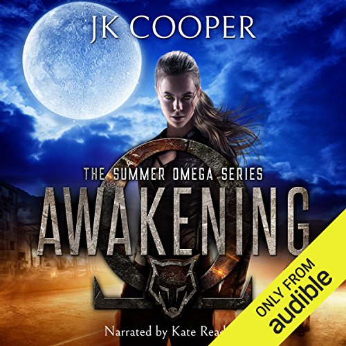 Awakening                   By:                                                                                                                                 JK Cooper                               Narrated by:                                                                                                                                 Kate Reading                      Length: 10 hrs and 34 mins     193 ratings     Overall 4.4