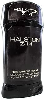 Halston Z 14 Deodorant Stick for Men, 2.5 Fluid Ounce