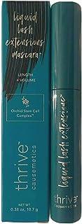Liquid Lash Extension Mascara Brynn (rich black)-by Thrive Causemetics