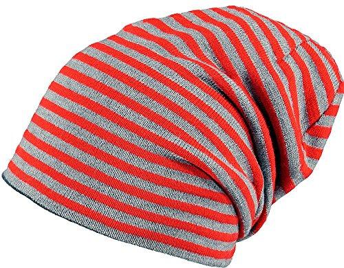 annular Bonnet Taille Unique Rouge